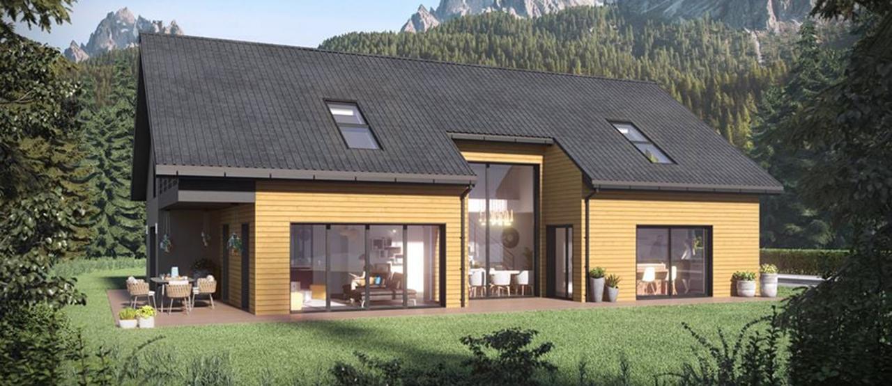 AIX LES BAINS Maison Eco Nature