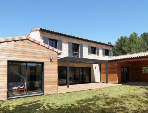 Maison Eco Nature Saint Rémy de Provence