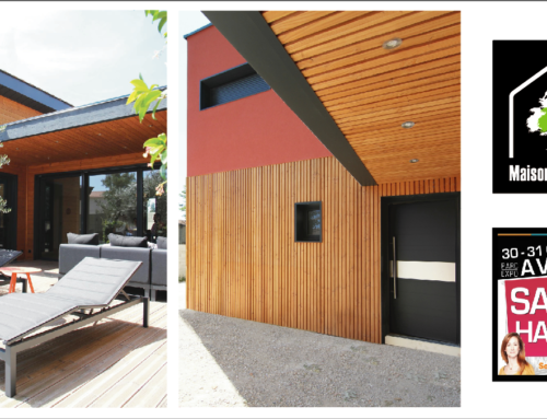 Maison Eco Nature sera présente au salon Habitat d'Avignon