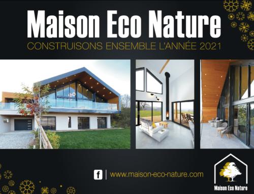 L'équipe de Maison Eco Nature vous souhaite de joyeuses fêtes