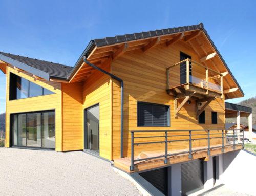 Maison Éco Nature fabricant et constructeur de maison en ossature bois